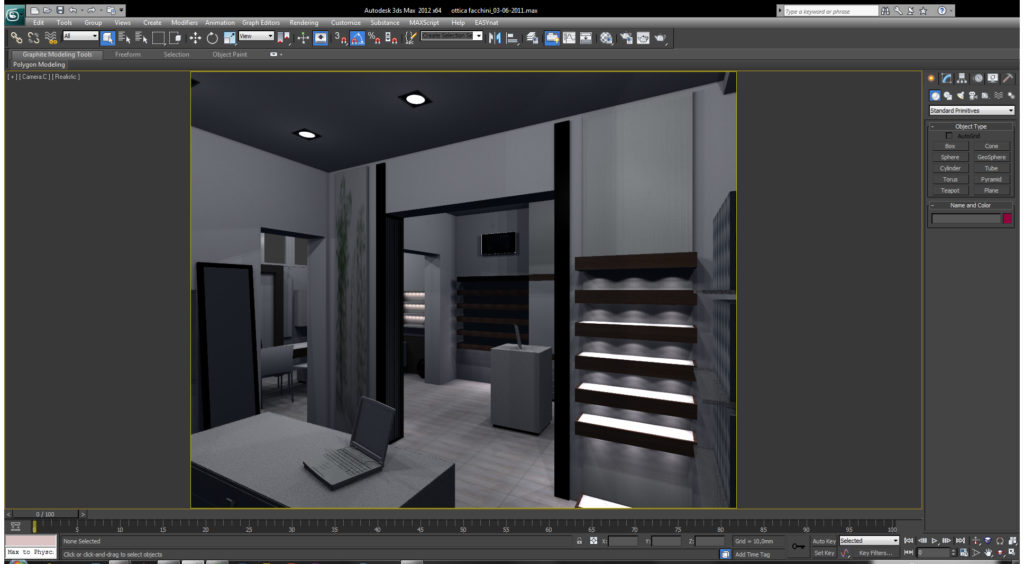 Viewport 3ds Max - Viewport 3ds Max