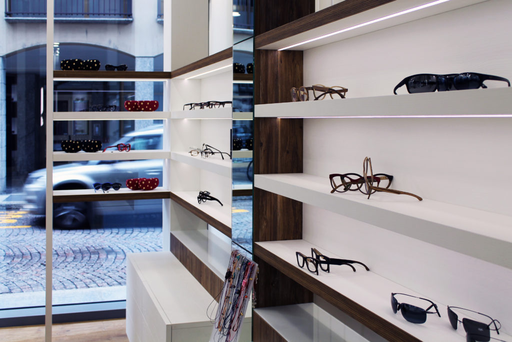 arredo ottica - optical furniture